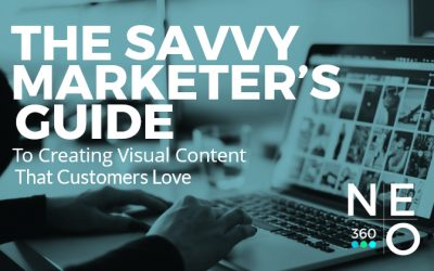 The Savvy Marketer's Guide  to Creating Visual Content That Customers Love