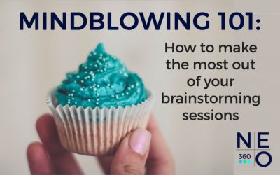 Mindblowing 101: How to make the most out of your brainstorming sessions