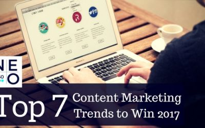 Top 7 Content Marketing Trends to Win 2017