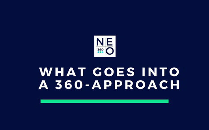 What Goes Into A 360approach  Neo360digital. Electronics Technician Resume. High School Resume No Work Experience. Instrument Technician Resume Examples. Pmo Responsibilities Resume. Desired Salary On Resume. Resume Objective Examples Administrative Assistant. Front End Manager Resume. Do Resumes Have To Be One Page