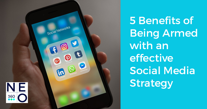 be aware of social media benefits Social media marketing is the fastest growing marketing trend with reported 9 out  of 10 businesses employing some form of marketing campaign on social.