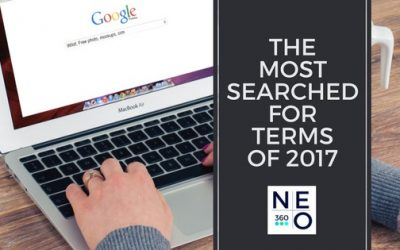 The Most Searched For Terms of 2017