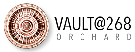 Vault 268 logo