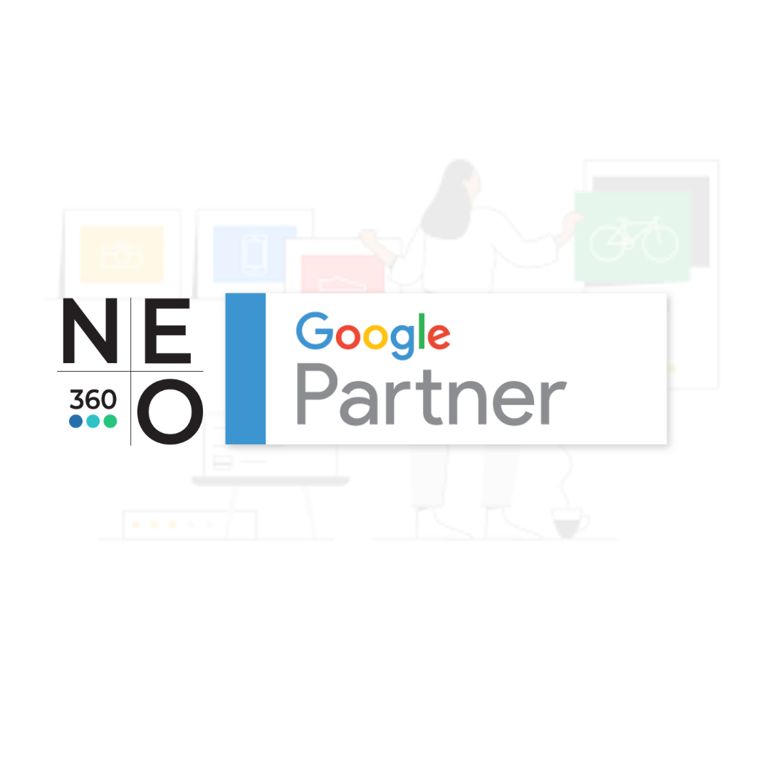 Google Partner Agency Neo360 Logo