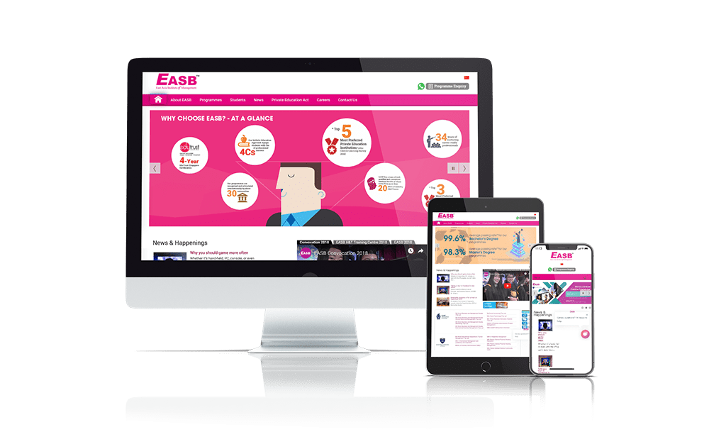 neo360 facebook linkedin ads portfolio easb